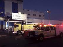 Госпиталь в городе Джизан в Саудовской Аравии