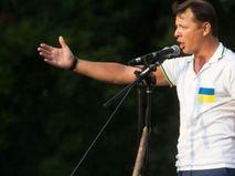 Лидер Радикальной партии, нардеп Олег Ляшко