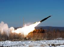 """Зенитный ракетный комплекс """"Бук"""" на учениях войск противовоздушной обороны"""