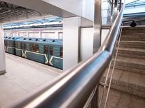 "Станция метро ""Технопарк"""