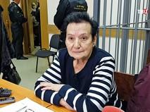 Бывшая завотделением роддома Тулы Галина Сундеева в суде