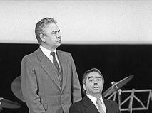 Виктор Ильченко и Роман Карцев
