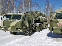 Зенито-ракетные комплексы С-400