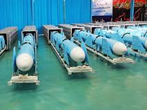 Производство боевых ракет в Иране