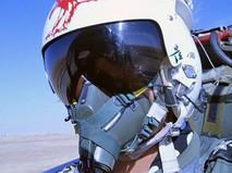 Пилот истребителя ВВС Ирана