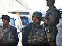 Военнослужащие армии Индии