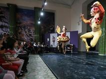 "Сцена из спектакля по мотивам балета ""Щелкунчик"""