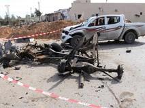 Теракт в Ливии