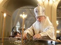 """Великие праздники. Анонс. """"Крещение Господне"""""""