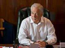 Полпред России в Контактной группе по урегулированию ситуации на Украине Борис Грызлов