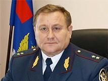 Начальник УФСИН Республики Коми Александр Протопопов