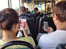 W-Fi в общественном транспорте
