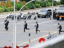 Спецоперация полиции в Джакарте