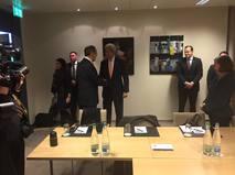 Встреча Лаврова и Керри
