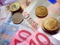 Евро и рубли