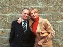 Наталья Селезнёва с супругом Владимиром Андреевым