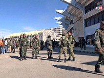 Военный комиссариат Сирийской армии