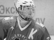В Новосибирске скончался хоккеист Александр Орехов