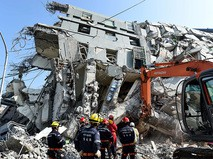 Землетрясение в Тайване