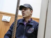 """Задержанный бывший топ-менеджер аэропорта """"Домодедово"""" Андрей Данилов"""