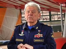 Герой России, генерал армии Петр Дейнекин