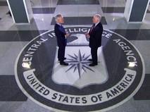 Директор ЦРУ Джон Бреннан дает интервью