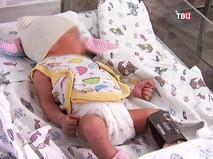 Пострадавший ребенок из Троицка в больнице