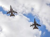 """Истребители """"Торнадо"""" ВВС Германии"""