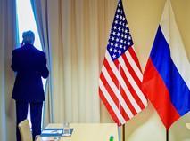 Госсекретарь США Джон Керри во время переговоров
