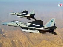 Истребители ВВС Саудовской Аравии
