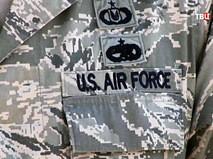 Военнослужащий ВВС США
