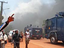 Полиция Камеруна
