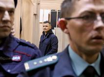 Дмитрий Каменщик в суде