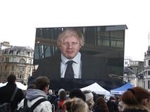 Мэр Лондона Борис Джонсон