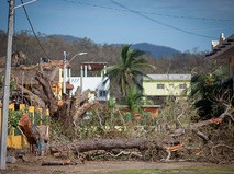 "Последствия циклона ""Уинстон"""