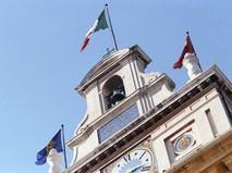 Квиринальский дворец - официальная резиденция Президента Италии.