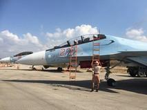"Авиабаза ""Хмеймим"" в Сирии"