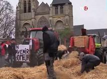 Митинг фермеров