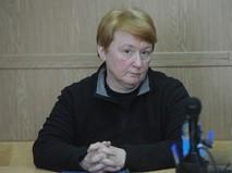 """Глава компании """"Премьер Эстейт"""" Светлана Тимонина в зале суда"""