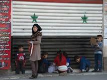 Дети на улице Дамаска