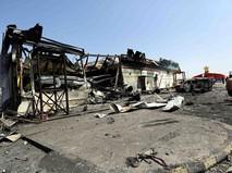 Результат бомбардировки по Йемену