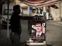 Портрет Башара Асада