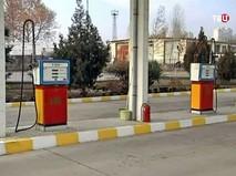 АЗС в Болгарии