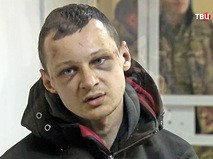 """Активист батальона """"Азов"""" Станислав Краснов"""