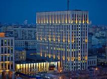 Здание Минюста России