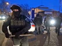 Спецоперация полиции