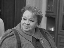 Актриса Наталья Крачковская