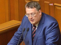 Депутат Верховной Рады Антон Геращенко