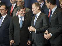 Саммит ЕС - Турция по проблемам беженцев
