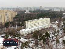 Здание роддома на северо-востоке Москвы